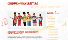 Cursuri copii Bucuresti